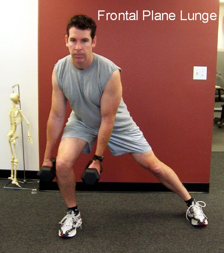 Frontal Plane Lunge